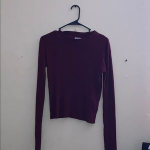 Long sleeve Violet